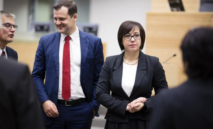 Socialdemokratams kilo klausimų dėl Nacionalinio susitarimo