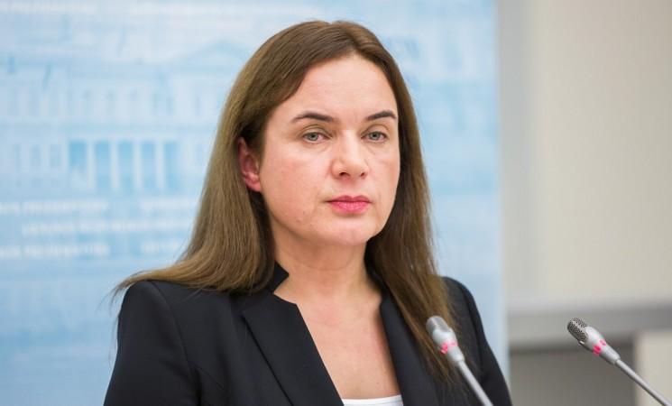 Socialdemokratai: teisingumo ministrė negali toliau eiti pareigų