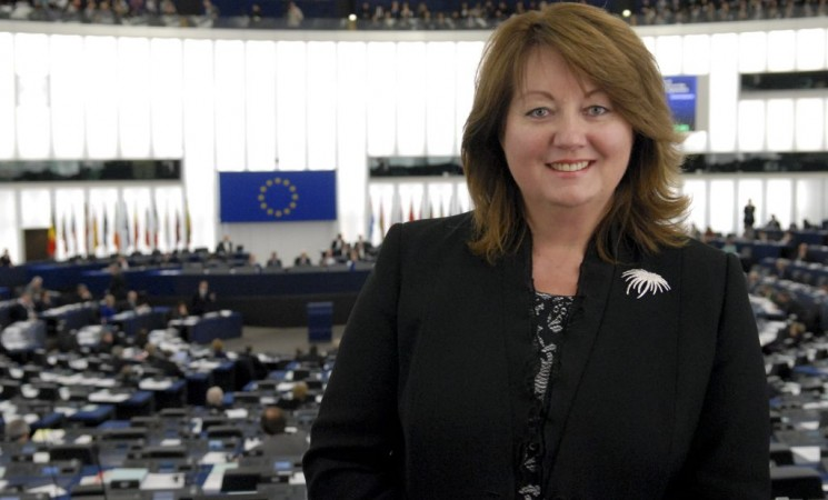 Vilija Blinkevičiūtė. Europa jau susidorojo su krize, bet darbo neturi net 19,5 mln. piliečių