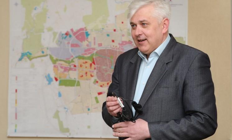 Panevėžio socialdemokratai išsirinko kandidatą į miesto merus: juo tapo R. Vyžintas