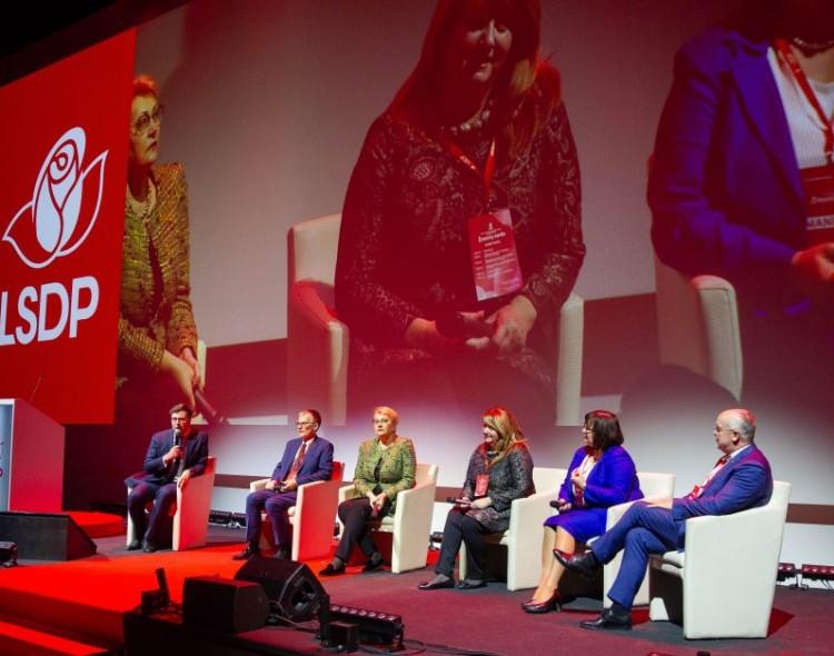Panevėžio socialdemokratai pristato savivaldos rinkimų programą