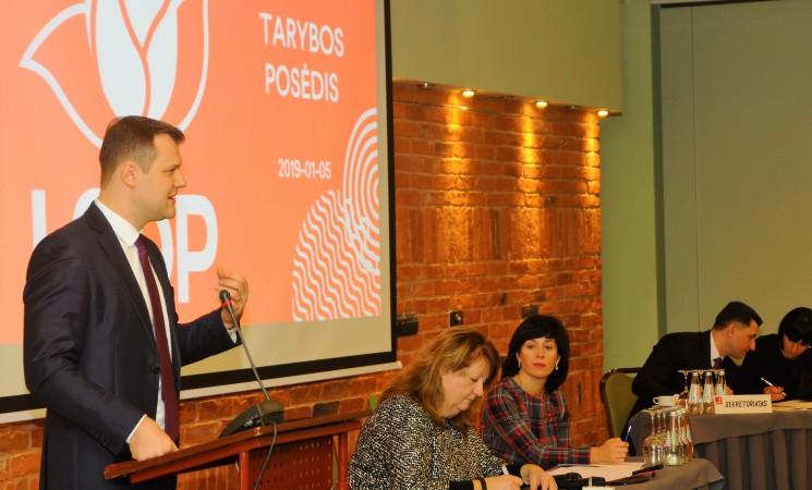 """G. Paluckas: oficiali """"valstiečių"""" politika – manipuliavimas ir melas"""